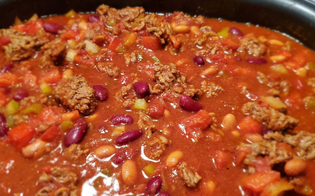 Beefy Chili Con Carne